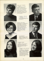 Page 16, 1969 Edition, Lake Placid High School - Olympian Yearbook (Lake Placid, NY) online yearbook collection