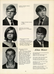 Page 17, 1969 Edition, Lake Placid High School - Olympian Yearbook (Lake Placid, NY) online yearbook collection