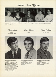 Page 6, 1969 Edition, Lake Placid High School - Olympian Yearbook (Lake Placid, NY) online yearbook collection