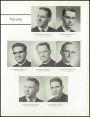 Page 15, 1959 Edition, McQuaid Jesuit High School - Accolade Yearbook (Rochester, NY) online yearbook collection