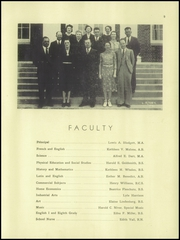 Page 11, 1939 Edition, Southold High School - Snuffbox Yearbook (Southold, NY) online yearbook collection