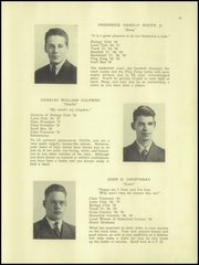 Page 13, 1939 Edition, Southold High School - Snuffbox Yearbook (Southold, NY) online yearbook collection