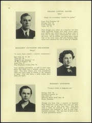 Page 14, 1939 Edition, Southold High School - Snuffbox Yearbook (Southold, NY) online yearbook collection