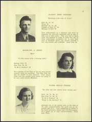 Page 15, 1939 Edition, Southold High School - Snuffbox Yearbook (Southold, NY) online yearbook collection