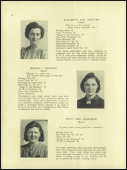 Page 16, 1939 Edition, Southold High School - Snuffbox Yearbook (Southold, NY) online yearbook collection