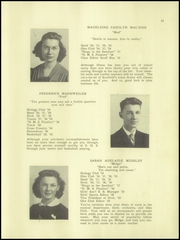 Page 17, 1939 Edition, Southold High School - Snuffbox Yearbook (Southold, NY) online yearbook collection
