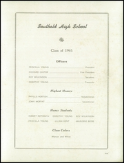 Page 11, 1945 Edition, Southold High School - Snuffbox Yearbook (Southold, NY) online yearbook collection