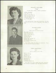 Page 12, 1945 Edition, Southold High School - Snuffbox Yearbook (Southold, NY) online yearbook collection