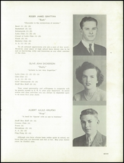 Page 13, 1945 Edition, Southold High School - Snuffbox Yearbook (Southold, NY) online yearbook collection