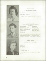 Page 16, 1945 Edition, Southold High School - Snuffbox Yearbook (Southold, NY) online yearbook collection