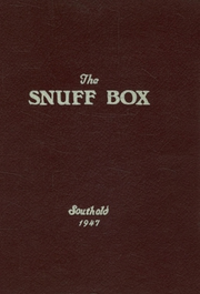 1947 Edition, Southold High School - Snuffbox Yearbook (Southold, NY)