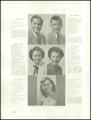Page 10, 1948 Edition, Southold High School - Snuffbox Yearbook (Southold, NY) online yearbook collection
