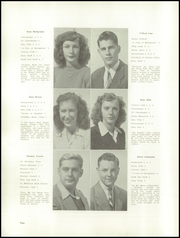 Page 12, 1948 Edition, Southold High School - Snuffbox Yearbook (Southold, NY) online yearbook collection