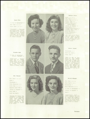 Page 15, 1948 Edition, Southold High School - Snuffbox Yearbook (Southold, NY) online yearbook collection