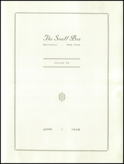Page 5, 1948 Edition, Southold High School - Snuffbox Yearbook (Southold, NY) online yearbook collection
