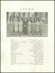Page 8, 1948 Edition, Southold High School - Snuffbox Yearbook (Southold, NY) online yearbook collection