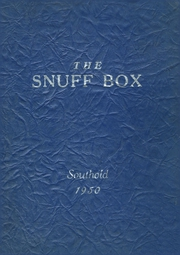 Southold High School - Snuffbox Yearbook (Southold, NY) online yearbook collection, 1950 Edition, Page 1