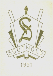 Southold High School - Snuffbox Yearbook (Southold, NY) online yearbook collection, 1951 Edition, Page 1