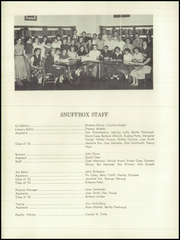 Page 10, 1951 Edition, Southold High School - Snuffbox Yearbook (Southold, NY) online yearbook collection