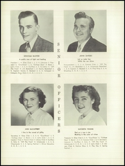 Page 12, 1951 Edition, Southold High School - Snuffbox Yearbook (Southold, NY) online yearbook collection