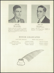 Page 13, 1951 Edition, Southold High School - Snuffbox Yearbook (Southold, NY) online yearbook collection