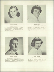 Page 16, 1951 Edition, Southold High School - Snuffbox Yearbook (Southold, NY) online yearbook collection