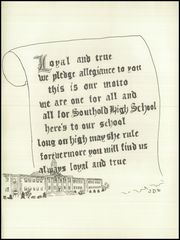 Page 6, 1951 Edition, Southold High School - Snuffbox Yearbook (Southold, NY) online yearbook collection