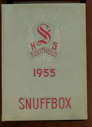 1955 Edition, Southold High School - Snuffbox Yearbook (Southold, NY)