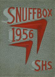1956 Edition, Southold High School - Snuffbox Yearbook (Southold, NY)