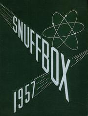 1957 Edition, Southold High School - Snuffbox Yearbook (Southold, NY)