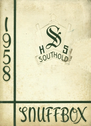 1958 Edition, Southold High School - Snuffbox Yearbook (Southold, NY)