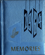 1964 Edition, Madrid Waddington High School - Memories Yearbook (Madrid, NY)