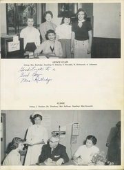 Page 17, 1956 Edition, North Collins High School - Reverie Yearbook (North Collins, NY) online yearbook collection