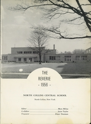 Page 5, 1956 Edition, North Collins High School - Reverie Yearbook (North Collins, NY) online yearbook collection