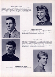 Page 11, 1959 Edition, Clayton A Bouton High School - Torch Yearbook (Voorheesville, NY) online yearbook collection