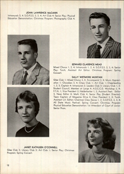 Page 16, 1959 Edition, Clayton A Bouton High School - Torch Yearbook (Voorheesville, NY) online yearbook collection