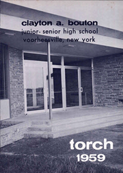 Page 5, 1959 Edition, Clayton A Bouton High School - Torch Yearbook (Voorheesville, NY) online yearbook collection