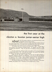 Page 6, 1959 Edition, Clayton A Bouton High School - Torch Yearbook (Voorheesville, NY) online yearbook collection