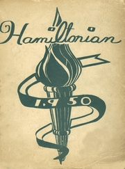 1950 Edition, Hamilton Central High School - Hamiltonian Yearbook (Hamilton, NY)