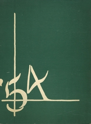 1954 Edition, Hamilton Central High School - Hamiltonian Yearbook (Hamilton, NY)