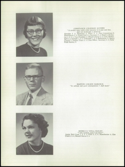 Page 14, 1956 Edition, Hamilton Central High School - Hamiltonian Yearbook (Hamilton, NY) online yearbook collection
