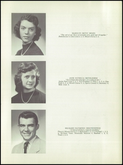 Page 15, 1956 Edition, Hamilton Central High School - Hamiltonian Yearbook (Hamilton, NY) online yearbook collection