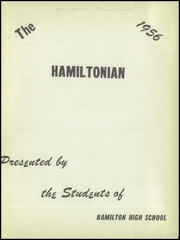 Page 3, 1956 Edition, Hamilton Central High School - Hamiltonian Yearbook (Hamilton, NY) online yearbook collection