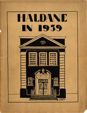 Page 1, 1939 Edition, Haldane Central High School - Annual Yearbook (Cold Spring, NY) online yearbook collection