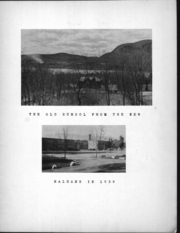 Page 2, 1939 Edition, Haldane Central High School - Annual Yearbook (Cold Spring, NY) online yearbook collection