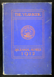 1912 Edition, High School of Commerce - Yearbook (New York, NY)
