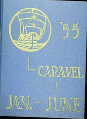 1955 Edition, High School of Commerce - Yearbook (New York, NY)