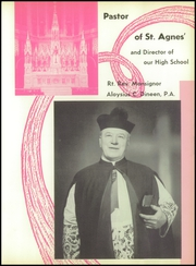 Page 15, 1957 Edition, St Agnes Boys High School - Agnesian Yearbook (New York, NY) online yearbook collection