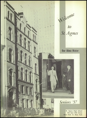 Page 5, 1957 Edition, St Agnes Boys High School - Agnesian Yearbook (New York, NY) online yearbook collection