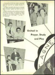 Page 8, 1957 Edition, St Agnes Boys High School - Agnesian Yearbook (New York, NY) online yearbook collection
